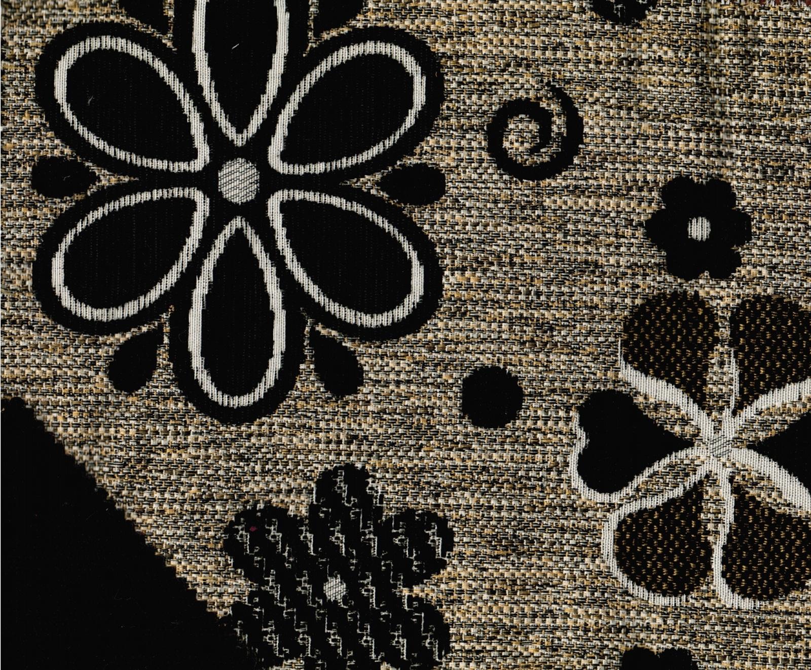 Flower black1