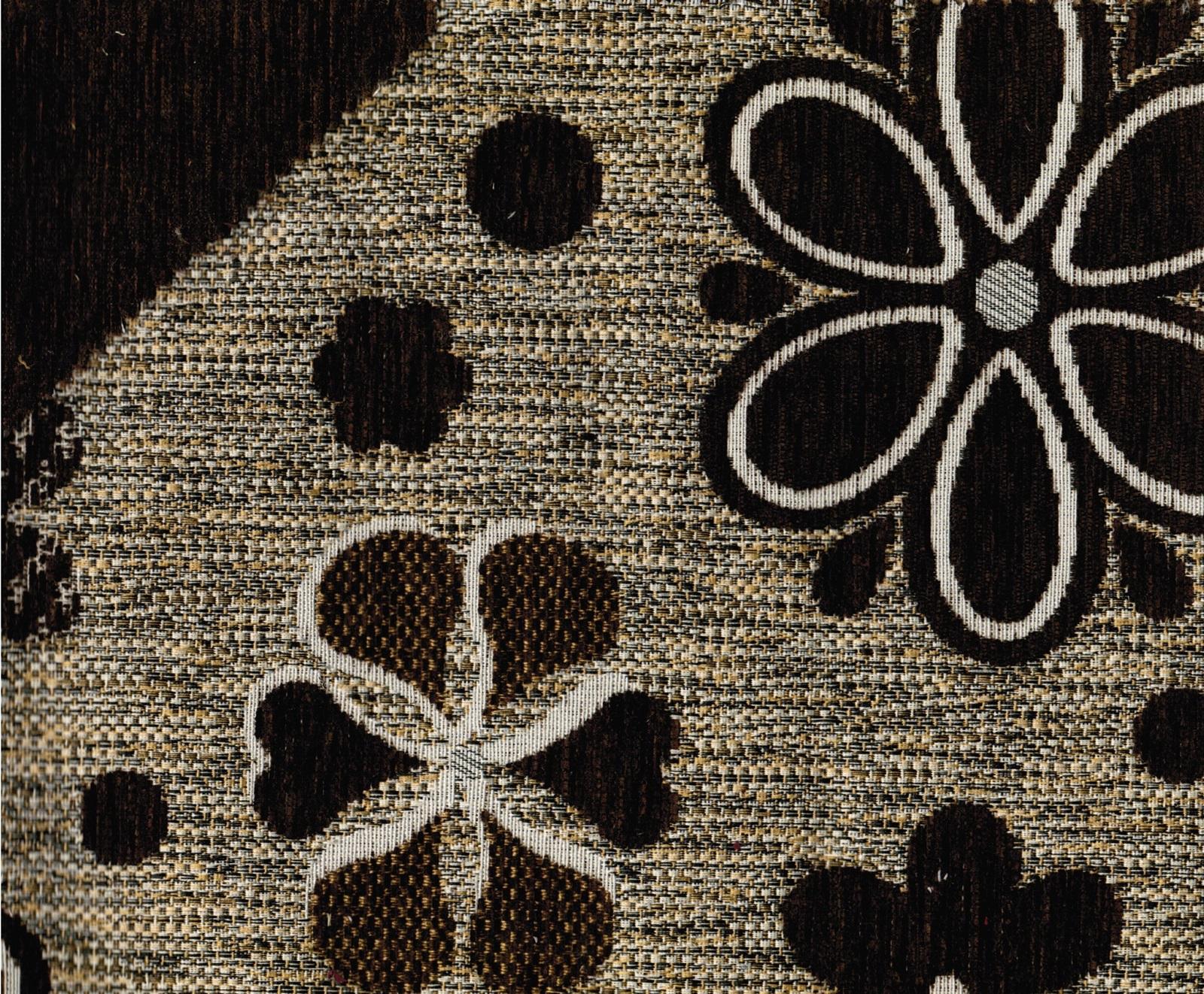 Flower brown N1